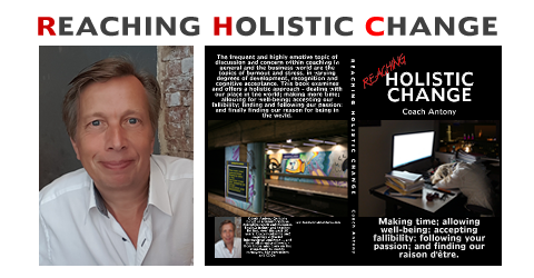 Reaching Holistic Change ... by Coach Antony for $16.50